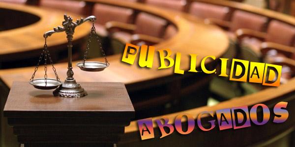 Publicidad abogados