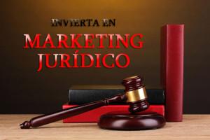Invierta en marketing juridico