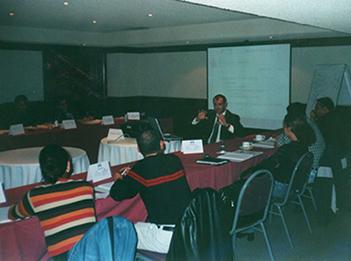 Impartiendo Seminario en Tijuana Mexico