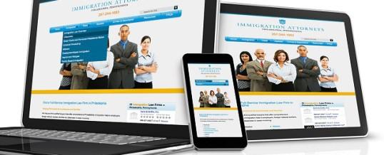 Por qué la web de tu despacho debe estar optimizada para móviles